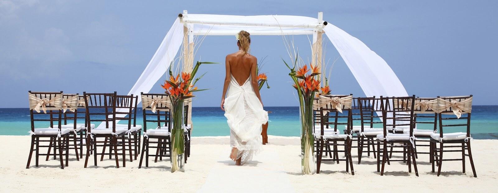 Sandos Hotels & Resorts Weddings