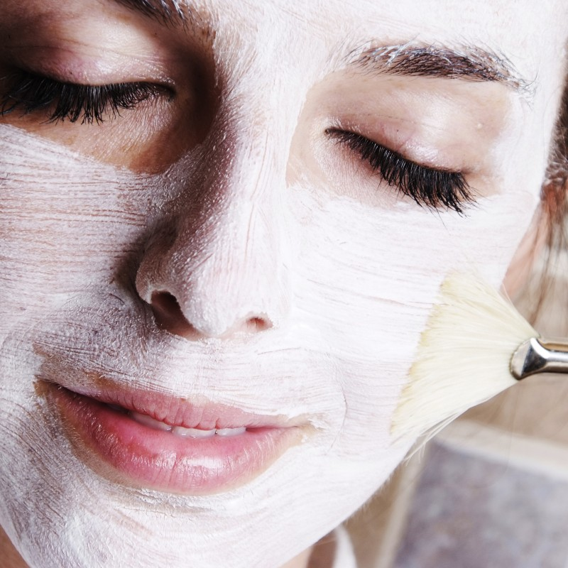September. Deep facial cleanse