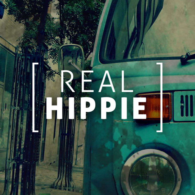 Live the real hippie experience