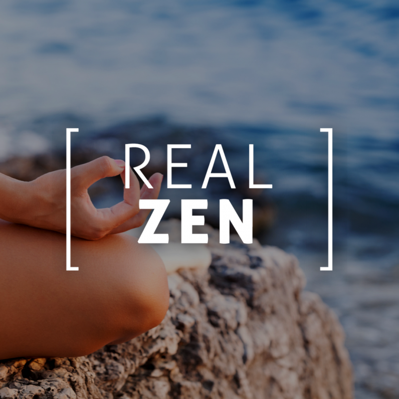 Live the real zen experience