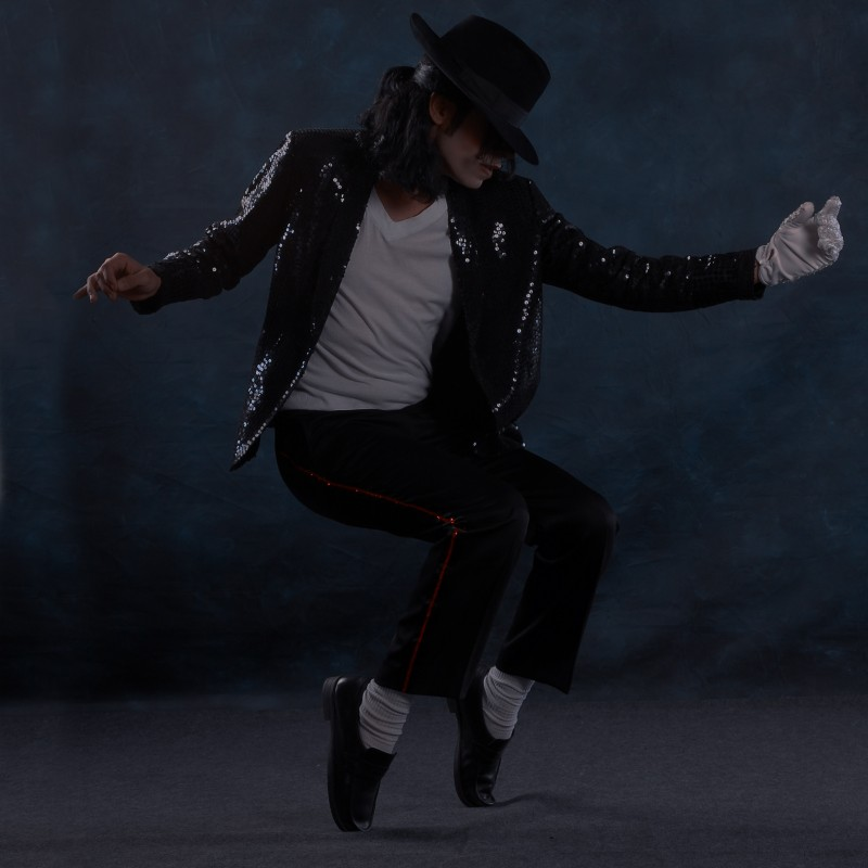 Freddy Jackson makes a tribute of Michael Jackson in Sandos Caracol
